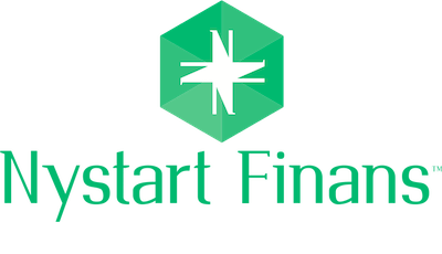 Nystart finans logga